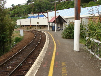 Crofton Downs Railway Station