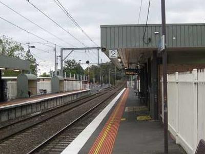 Croydon Railway Station Melbourne