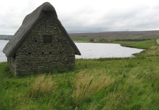 Reconstructed Cruck Barn