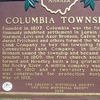 Columbia Historical Marker
