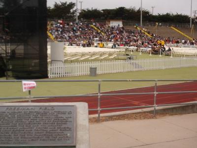 C S U M B  Freeman Field