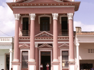Cuba  Moron City Museum