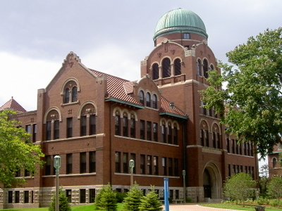 Cudahy Science Hall