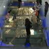 Customs House Library Floor City Model