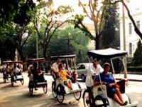 Cycling Hanoi To Hoi An