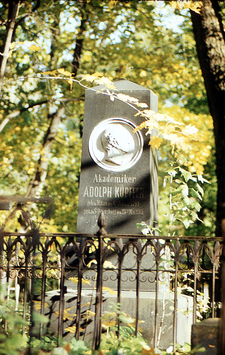 The Grave Of Adolph Theodor Kupffer