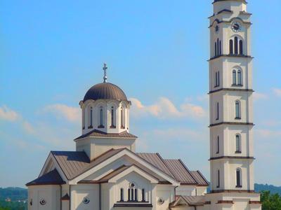 Church In Doboj