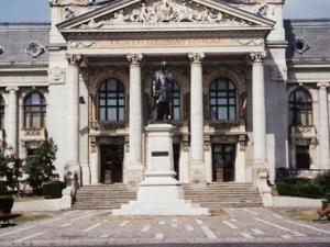Iasi Ópera Nacional de Rumanía