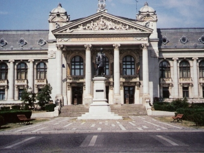Iaşi Romanian National Opera