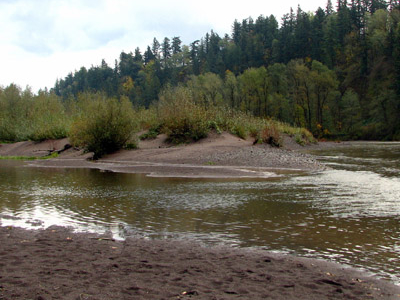 Dabney State Recreation Area