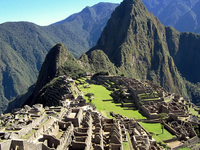 Alternative Inca Trail.. Best Option to Arrive at Machu Picchu