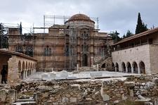 Dafni Monastery