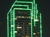 Dallas Bank Of America Plaza Top Night
