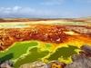 Dallol ET Danakil Desert