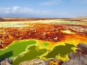 Dallol Etiopia
