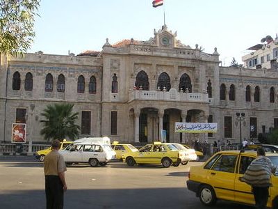 Damascus Hejaz Station