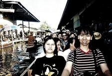 Damnernsaduak Floating Market (Ratchaburi - Thailand)