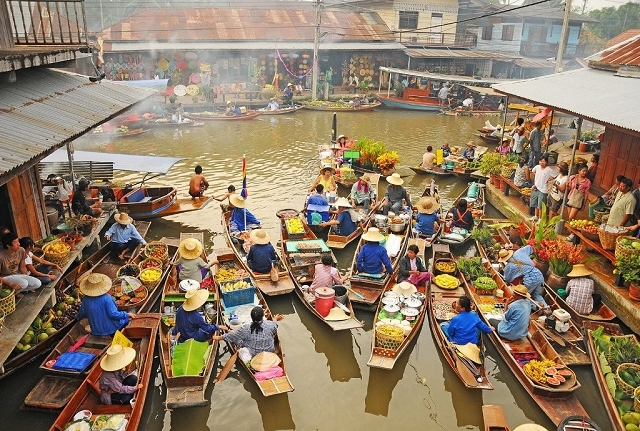Vietnam, Cambodia And Thailand Tour Package 8 Days Photos
