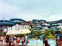 Parque acuático Dam Sen