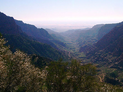 Dana Biosphere Reserve Aqaba
