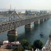 View Of The Sino-Korea Friendship Bridge