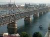 View Of The Sino-Korea Friendship Bridge
