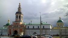 Danilov Monastery Main Entrance