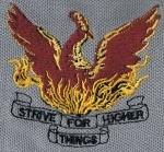 Dapto  High  School  Logo