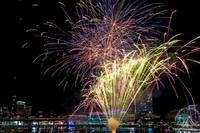 Darling Harbour Fireworks