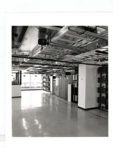 Data Center On 72nd Floor