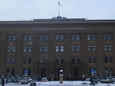 Daugavpils  University