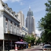 Dauphin Street Mobile Alabama