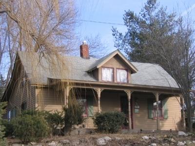 Davenport  Treaty  House