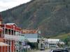 Dawson  City Downtown