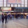 Station Hall - Düsseldorf Hauptbahnhof