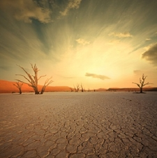 Namibia Dead Valley
