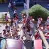 December Celebrations In Espita Guilds Through The Streets Of Es