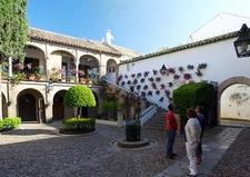 Decorated Cordoba House - Spain
