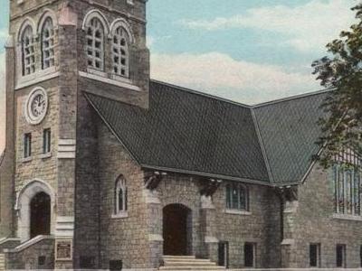Deering  Memorial  Church  South  Paris  2 C  M E