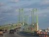 Delaware Memorial Bridge From South