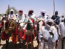 Delegation In Chad