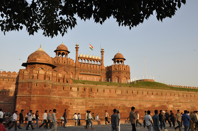 Golden Triangle Tour - India Photos