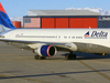 A Delta Air Lines Boeing 767