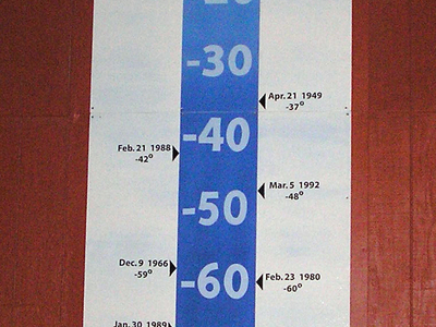 Delta  Junction Thermometer