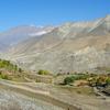 De Muktinath à Jomosom - Mustang Annapurna - Nepal