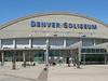 Denver Coliseum Colorado