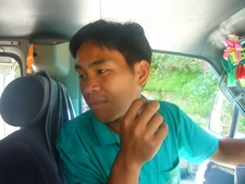 Denwil Batangog - Banaue Tour
