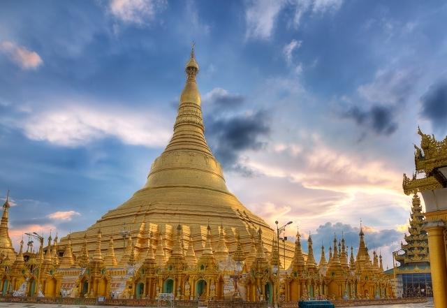Classic Myanmar Photos