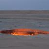 Derwezeh Gas Crater, Turkmenistan