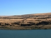 Deschutes To Left    Scablands Erosion Directly Ahead